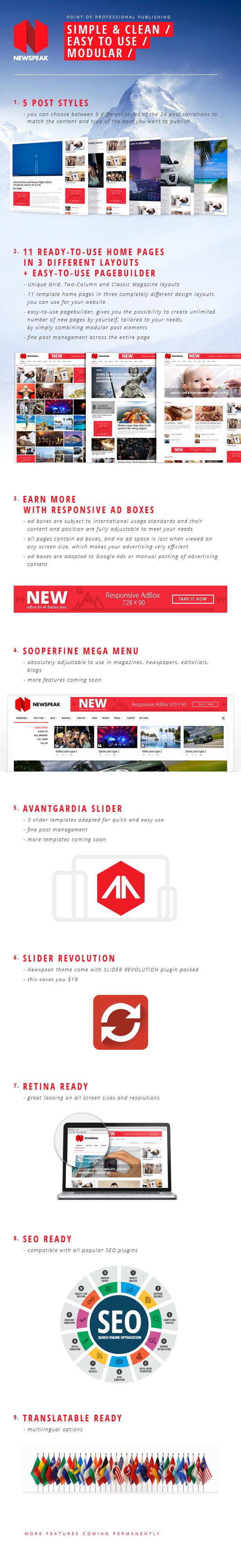 Newspeak Theme Preview