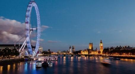 Touring London landmarks