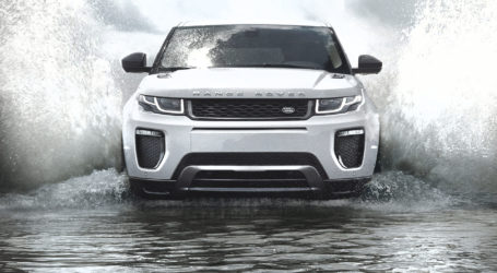 New Range Rover Evoque SE Tech 2016