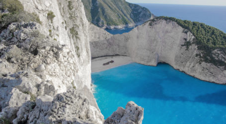 Fantasy island! Head to Zante for beautiful beaches and delicious food