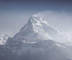 Mount Everest: the view from the top