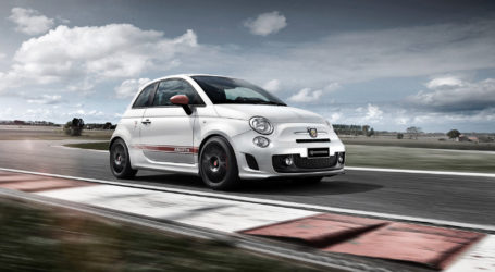 Fiat Reveals Abarth 595 Yamaha Factory Racing Edition