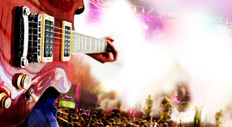 2 Guitar-Player-Concert-Background