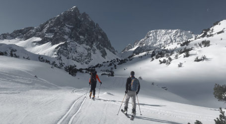 Best slopes are above 2,000m in Méribel
