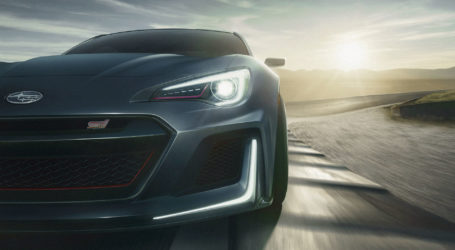 Subaru BRZ STI Performance Concept Revealed in New York