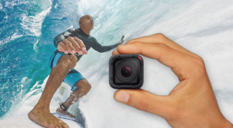 GoPro releases its smallest, lightest waterproof camera yet