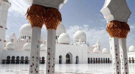 Abu Dhabi – Sheikh Zayed Grand Mosque