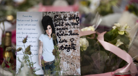 Amy Winehouse, my sister and addiction